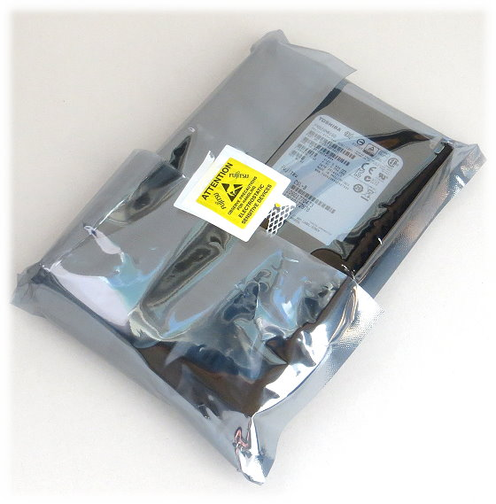 """2,5"""" Toshiba PX02SMB160 1600GB 1,6TB SAS 12G Dual Port SSD im Tray Fujitsu A3C40172878"""