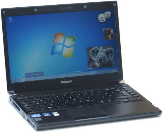 """Toshiba Portege R830 Business Notebook 13,3"""" Core i5 Webcam HDMI UMTS Windows 7"""