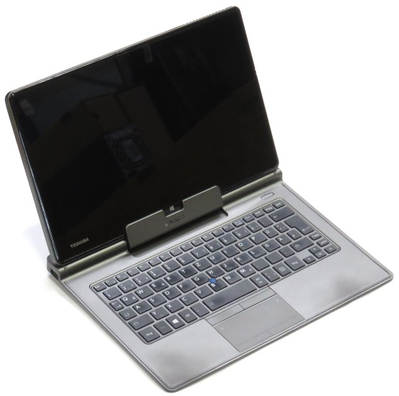 Toshiba Portege Z10t-A i5 1,5GHz 4GB 128GB SSD FullHD Convertible 2in1 (ohne NT) C-Ware