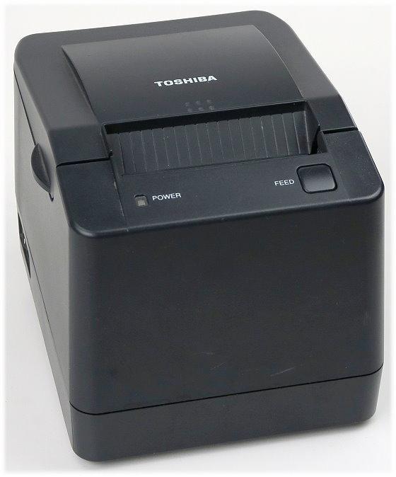 Toshiba TRST-A00 Kassenbondrucker ohne Netzteil