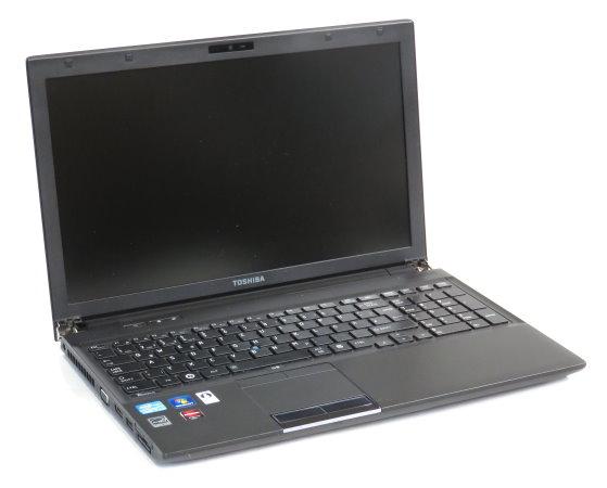 Toshiba Tecra R850-1C0 Core i5 2520M 2,5GHz 4GB 320GB DVD±RW Webcam Taste fehlt