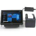"""Toshiba Kassensystem WT310 11,6"""" Tablet Touchscreen mit Bondrucker Win 10 Pro"""