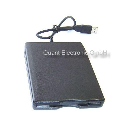 """USB 3,5"""" Floppy FDD verschiedene Hersteller schwarz"""