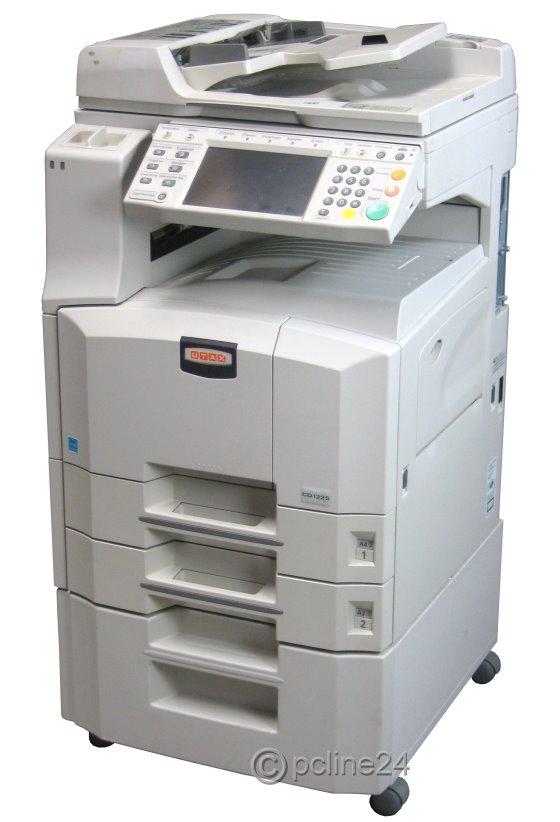 utax cd 1325 din a3 kopierer scanner laserdrucker adf. Black Bedroom Furniture Sets. Home Design Ideas