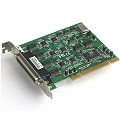 VSCOM uPCI-800LS 4x Port Serial Card RS-232 PCI Interface Card