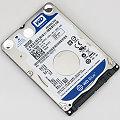 """2,5"""" WD WD3200LPVX 320GB SATA III 6Gbps 5.400 rpm HDD Festplatte für Notebook"""