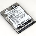 "2,5"" Western Digital WD3200BEKX 320GB SATA III 6Gbps 7.200rpm Notebook Festplatte"