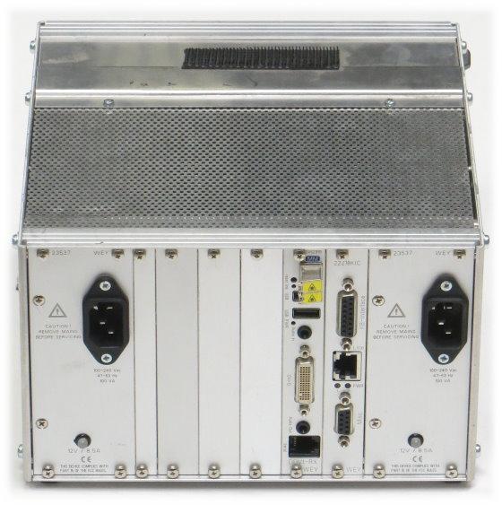 WEY 23129_85SDP Modular KVM Switch DMS-59 USB FC 24521RR + 22218KIC