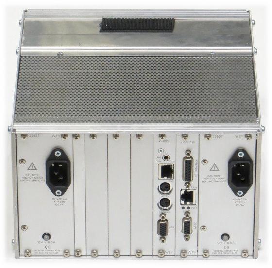 WEY 23129_85SDP Modular KVM Switch VGA 2x PS/2 1x 24841RR 1x 22218KIC