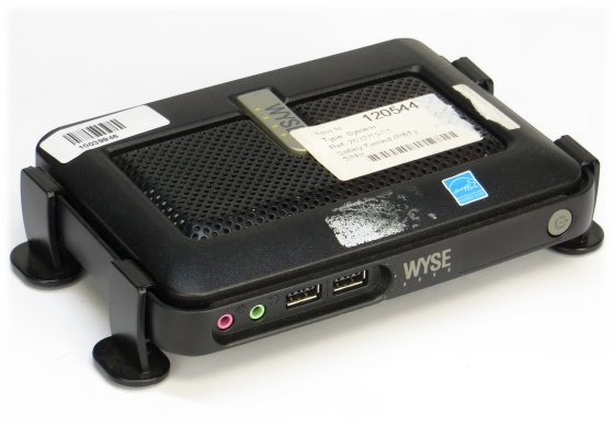 WYSE Winterm C10LE VIA C7 1GHz 512MB 128MB Flash ThinClient mit Thin OS