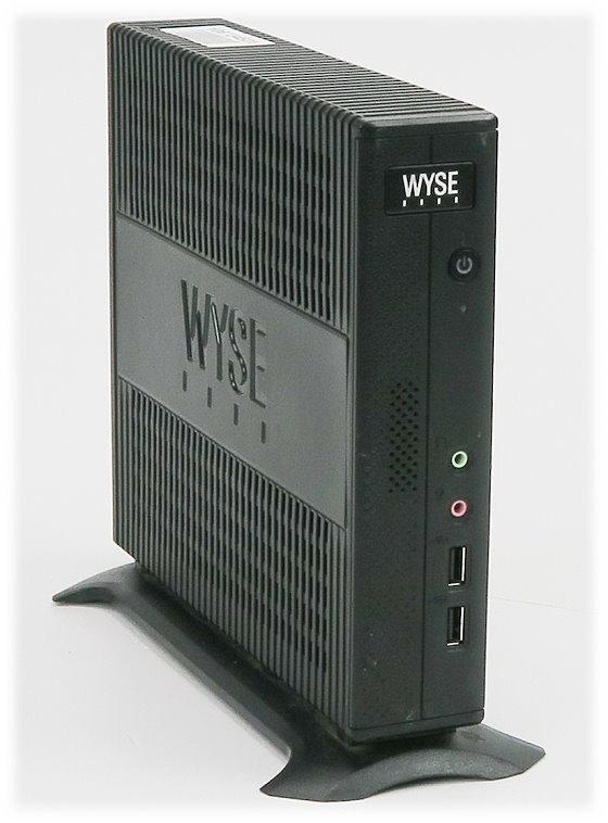 Dell/WYSE Z90D8 AMD Dual Core G-T56N @ 1,65GHz 4GB 64GB SSD HD 6320 Thin Client mit Netzteil