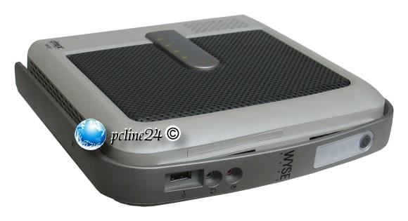 WYSE Winterm v90L VIA C7 800MHz 512MB RAM 512MB CF Win XPe ohne Fuß Thin Client