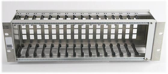 Wey Technology 23161 16x Slot Einschub Einschubrahmen