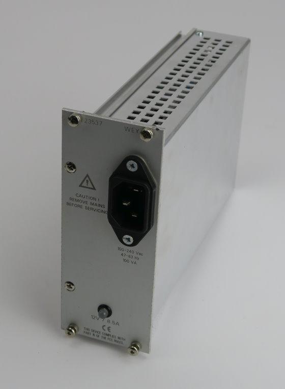 Wey Technology 23537 Netzteil 12V 8,5A 102W