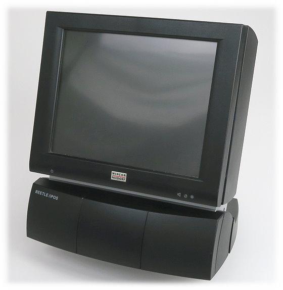 "Wincor Nixdorf Beetle /iPOS 12,1"" Touchscreen Kassensystem 01750111501"