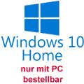 Microsoft Windows 10 Home for Refurb PCs 64bit NEU/NEW