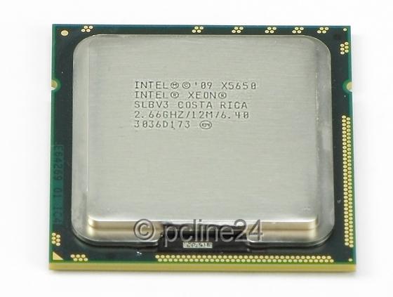 Intel Xeon X5650 2,66GHz Hexa-Core Prozessor SLBV3 FCLGA 1366