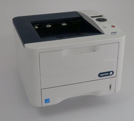 Xerox Phaser 3320 Laserdrucker unter 100.000 Seiten LAN Duplex B- Ware ohne Toner