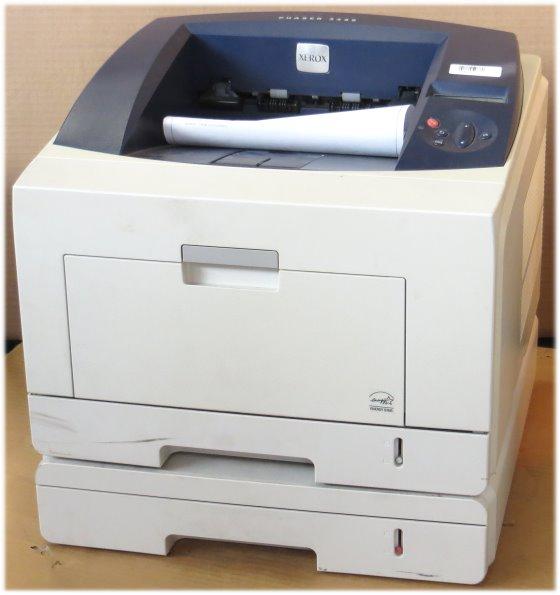 Xerox Phaser 3435DN 33 ppm 64MB Duplex LAN unter 20.000 Seiten B- Ware ohne Toner