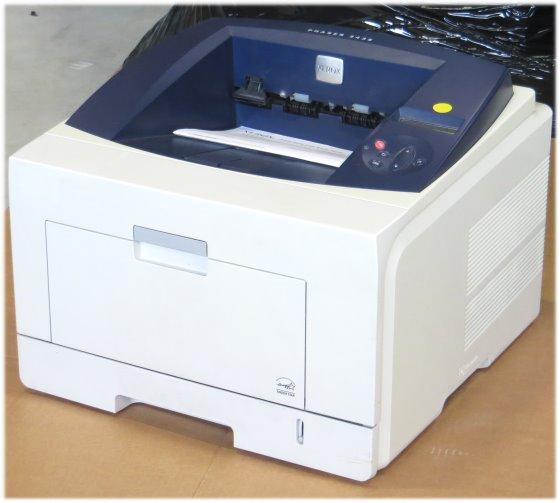 Xerox Phaser 3435DN 33 ppm 64MB Duplex LAN Laserdrucker B-Ware