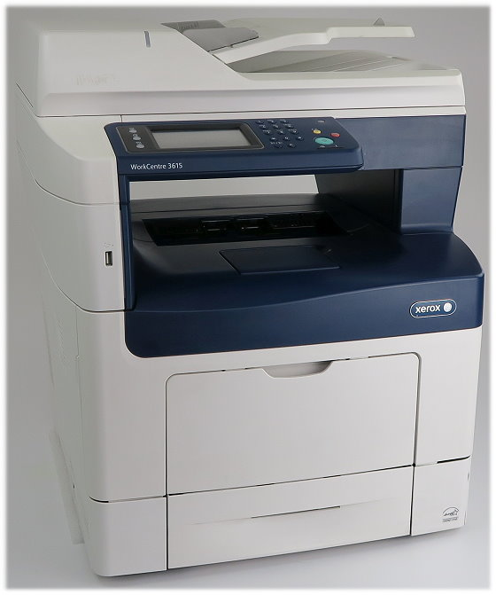 Xerox Workcentre 3615 All-in-One FAX Kopierer Scanner Laserdrucker B-Ware