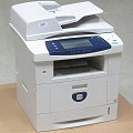 Xerox Phaser 3635MFP All-in-One FAX Kopierer Scanner Drucker 36.100 Seiten