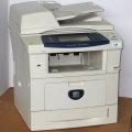 Xerox Phaser 3635MFP All-in-One FAX Kopierer Scanner Drucker ohne Toner 33.800 S.