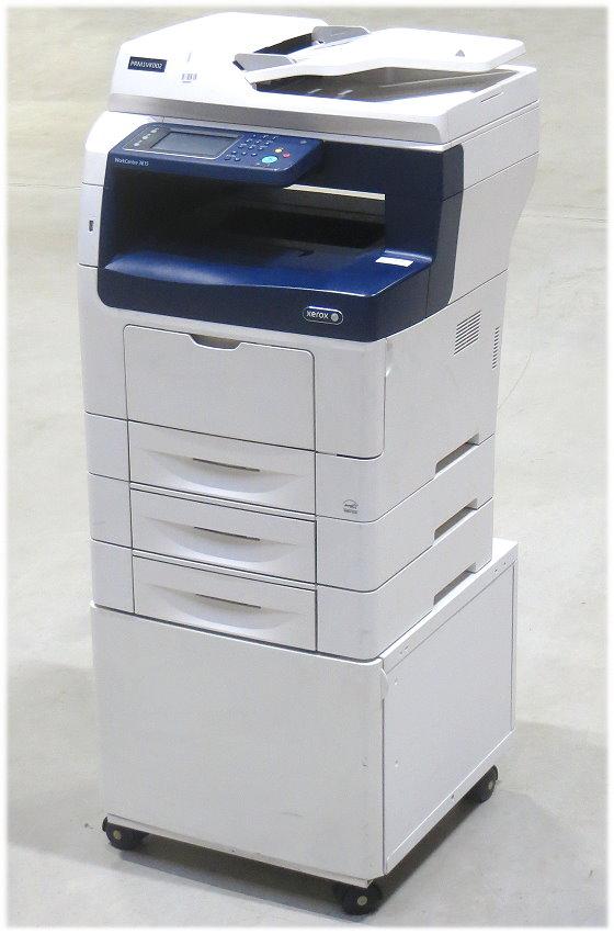 Xerox Workcentre 3615 All-in-One FAX Kopierer Scanner Laserdrucker 278.800 Seiten