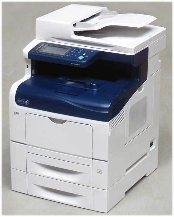 Xerox WorkCentre 6605DN All-in-One FAX Scanner Kopierer Farblaserdrucker 150 Seiten