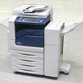 Xerox WorkCentre 7545 DIN A3 Kopierer Scanner ADF Duplex Farblaserdrucker