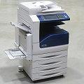 Xerox Workcentre 7830 DIN A3 All-in-One Kopierer Scanner FAX Farbdrucker ohne Toner