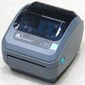 Zebra GK420d Etikettendrucker Thermodirekt Drucker mit Netzteil
