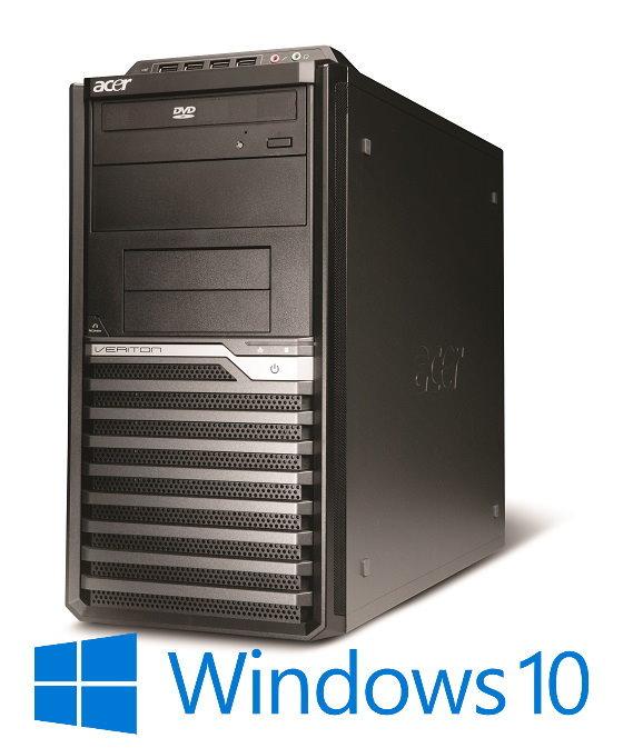 Acer Veriton M4610G Dual Core G645 @ 2,9GHz 4GB 500GB DVD Windows 10