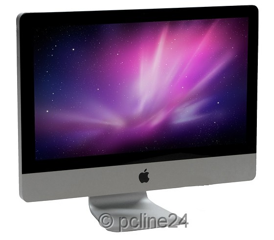 "21,5"" Apple iMac 10.1 A1311 Core 2 Duo E7600 3,06GHz 8GB 500GB Webcam Late 2009"