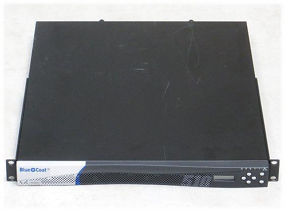 blue coat AV510-A Celeron 2GHz 1GB Security Appliance Server