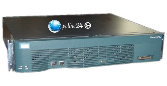 Cisco 3600 Series Cisco 3640 Zusatmodule: EN-4T 4-Port Serial, PRI 1CE1B B-Ware