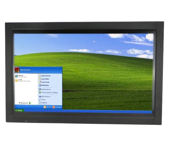 "26"" Conrac 6026 PD Public Protected Display mit Dzine Graphic Engine 8 ohne Fernbedienung"