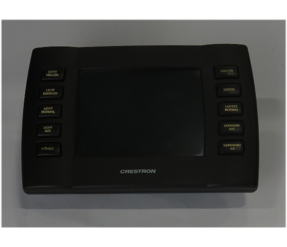 Crestron ST-1700C Wirless Touch Panel SmarTouch Multimedia Controller