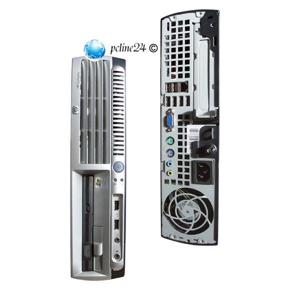 HP Compaq DC7100 USDT P4 3GHz 512MB 80GB