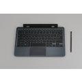 Dell Tablet Tastatur K12M französisch QWERTY mit Pen für Latitude 11 5175 5179