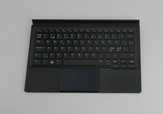 Dell Keyboard Dock K18A DK dänisches Layout für Latitude 12 7275 XPS 9250