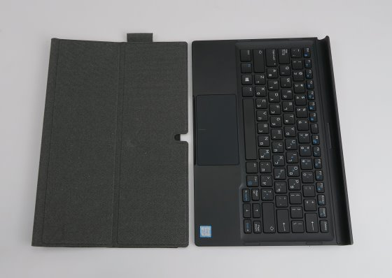 Keyboard Dock Dell K18A Hebräisch HE Layout Ivrit für Latitude 7275 XPS 9250