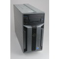 DELL PowerEdge T610 2x 6-Core X5650 @ 2,66GHz 32GB Tower PERC H700 mit IBM LTO3