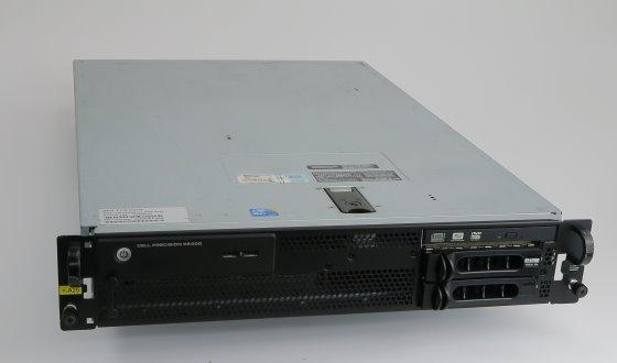 "Dell Precision R5400 Quad Xeon E5405 2GHz 4GB 160GB DVDRW 19"" Rack Workstation"