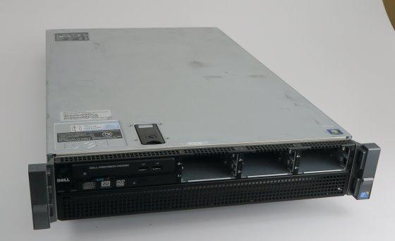 """Dell Precision R5500 Xeon Quad E5620 4x 2,4GHz 4GB DVDRW 19"""" Rack"""
