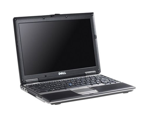 Dell Latitude D420 Intel Core Duo U2500 @ 1,2GHz 2GB 60GB (ohne Netzteil) norw.