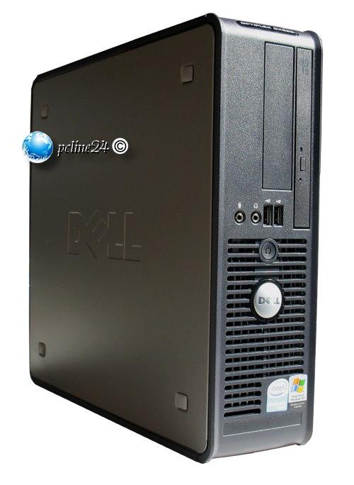 Dell Optiplex 760 SFF Core 2 Duo E7300 @ 2,66GHz 4GB 160GB DVD±RW