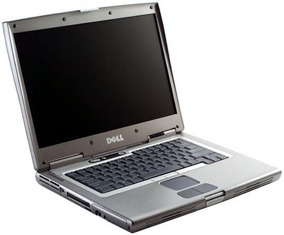 Dell Precision M60 Centrino 1,6GHz 1GB 40GB DVD WLAN (ohne NT/ Akku defekt)