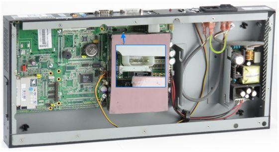 "32"" Conrac 6032 PD Digital Signage Public Protected Display mit Dzine Graphic Engine 8"