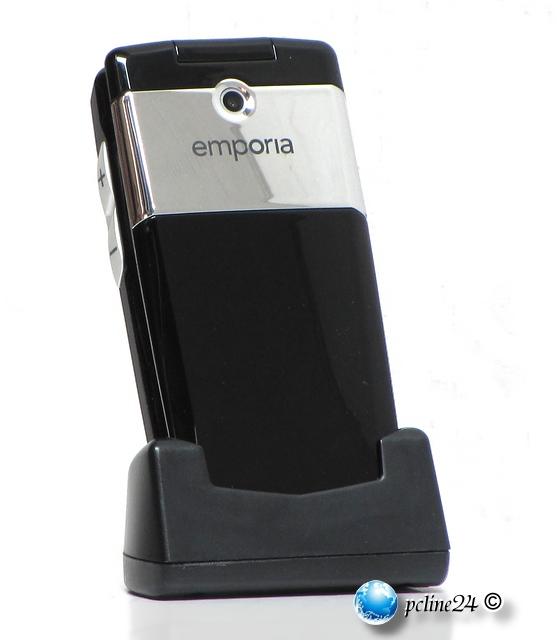 Emporia CLICK V32 Seniorenhandy mit Kamera Taschenlampe